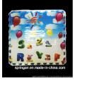 EVA Mat: Fruit Letters Mosaic EVA Mat 6PCS Toys