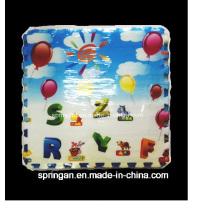 EVA Mat: Фрукты Письма Мозаика EVA Мат 6PCS игрушки