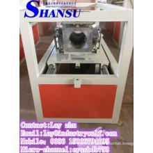 Máquina de corte de tubos de plástico