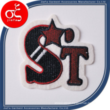 Eco-Friendly Custom Cheap Embroidery Patches