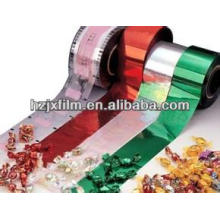 Candy Plastic Twist Film for Packaging