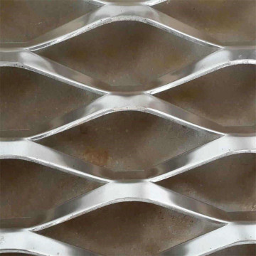 Aluminium Streckmetall Mesh Made In Construction
