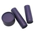 Boîte d'emballage de cylindre pour boîte de soin d'outils de maquillage