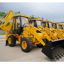 Backhoe loader 4x4 Wheel loader