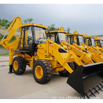Backhoe loader 4x4 Wheel loader
