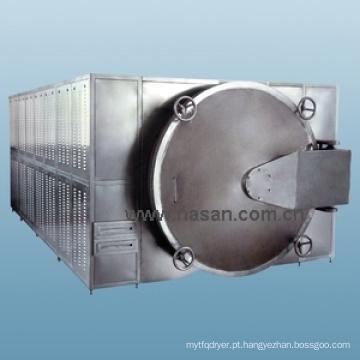 Máquina de secagem de frutas e vegetais Shanghai Nasan