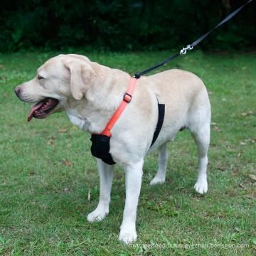 Harnais réfléchissant de chien d'approvisionnements d'animal familier aucun pull pull harnais de chien d'animal familier