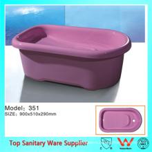 средний размер, прочный мини-Отдельностоящая ванна для продукта младенца