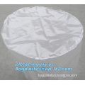 round bottom pail liner, Lay-Flat Drum Liners, Industrial Drum Liner Bags