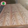 Placage de meubles mdf 14mm avec placage en bois naturel