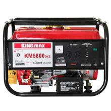 Kingmax Gasoline Generator 2.5kw Km5800dxe 2.2kw Km5500dx