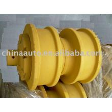 Bulldozer bottom track roller D8N