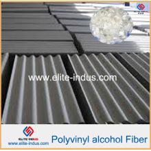 Alcohol polivinílico PVA Fibra para cemento