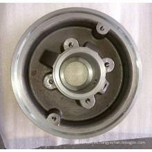 Cubierta de la bomba Durco de acero inoxidable / aleación de acero