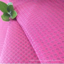 Factory Wholesale 3D Air Black Polyester Mesh Fabrics