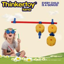 Jouets éducatifs pour moules à mâchoires pour 3-6 enfants