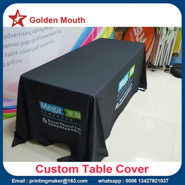 6 ft Table Cover dengan Full Color Printing