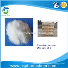Tartrate de potassium, 99%, CAS 921-53-9