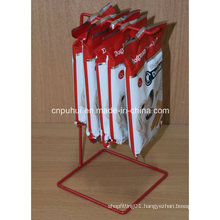 Simple Single Arm Wire Hanger Rack (PHY1003)