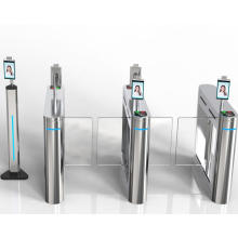 Escáner de temperatura de reconocimiento facial de 8 pulgadas