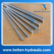 Qpq Hydraulic Piston Rod Chrome Plated Steel Hydraulic Cylinder Piston Rod