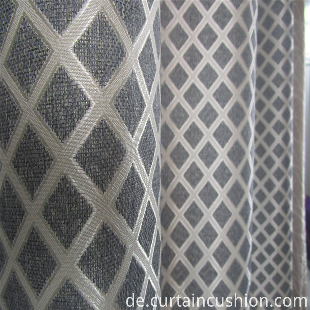 Living Room Jacquard Window Curtain