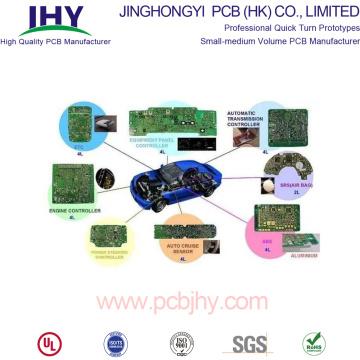 Fabricación y montaje profesional de PCB automotriz
