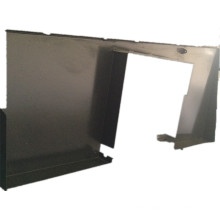 Heavy Metal Fabrication, Galvanized Plate, Factory Customized Precise CNC Machinery