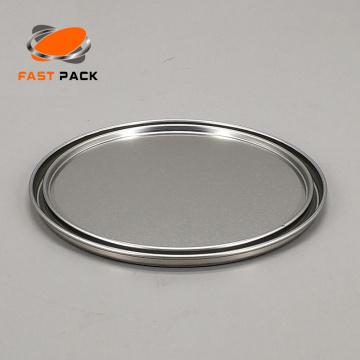 Couvercle / anneau / fond de boîtes de conserve de peinture en métal 404