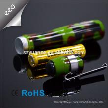 2015 novo 7w 300lm mini lanterna led