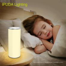 Nouvelle conception protection des yeux IPUDA éclairage lampes de batterie de table fantaisie pour les enfants