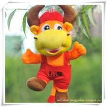 Promotion Gift for Cartoon Animal Named Piaopiao Dragon Plush Toy