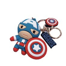 Acessórios de chaveiro Marvel personalizados