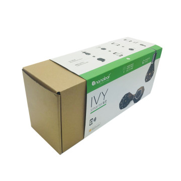 Drawer paper gift electronics box