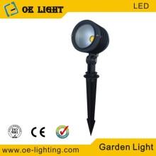 Certificación calidad 10W luz LED de jardín con Ce y RoHS