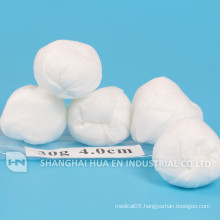 Surgical high quality Sterile Disposable Non woven Ball