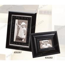 Marco plástico de la foto del vacío / marco casero