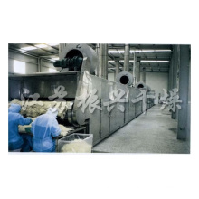 vegetable dehydration pre-processing line