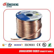 Alto desempenho fios de cobre puro de alto-falante