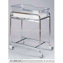 Stainless steel Baby crib