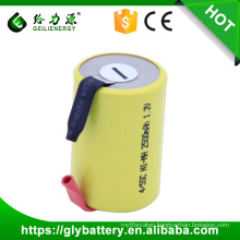 wholesale price great power rechargeable 4/5sc 2500mah nimh sc 1.2v ni-mh battery