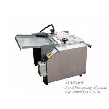 Machine à éplucher la peau de poisson de haute qualité