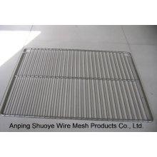 Edelstahl-geschweißter Drahtgitter für Kühlschrank-Regal