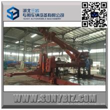 Corpo resistente do Wrecker do rotador de deslizamento de 50 toneladas