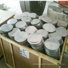 China High Quality 201 Cold Rolled Stainless Steel Polish Circle