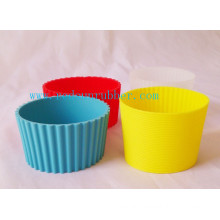 OEM Cylinder Food Grade Silicone Rubber Sleeve