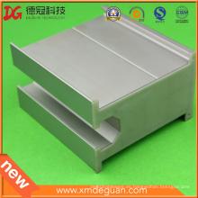 Cubierta de aluminio del soporte del aluminio Cubierta protectora del plástico