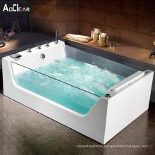 Aokeliya luxury large massage/whirlpool jetted bathtub with headrest  for sale near me