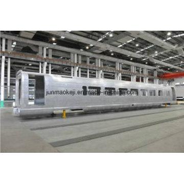 Aluminum Alloy Metro Body 7n01/6005A