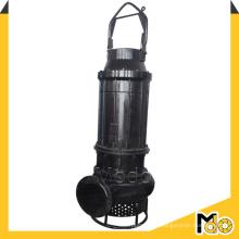 Pompe de boue submersible de mine de fer pour le solide à haute concentration